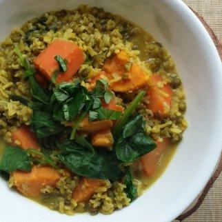 Ayurveda Cleansing Dish: Kitchari