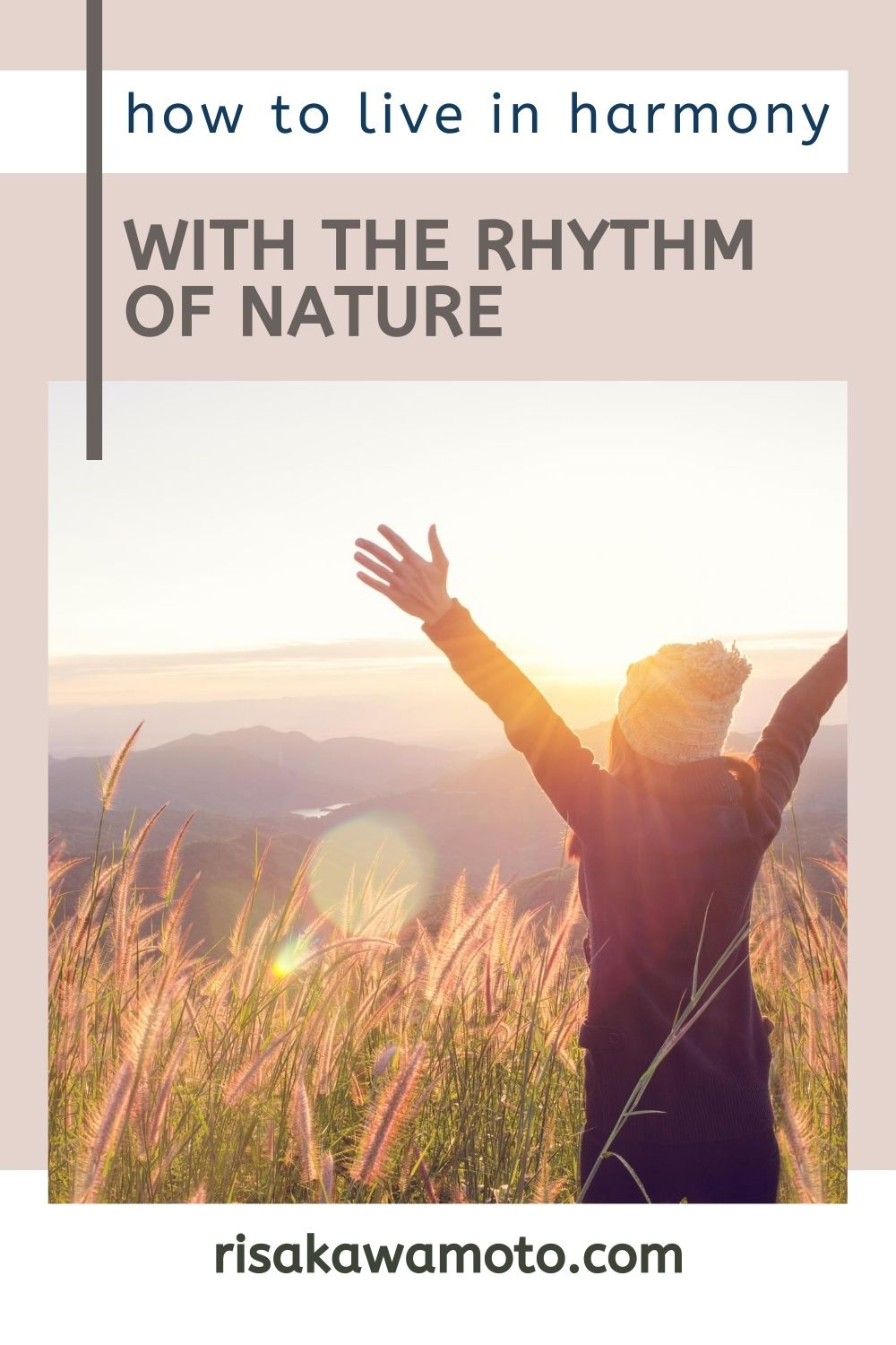 How to Live in Harmony with the Rhythm of Nature - Ayurveda and the Circadian Rhythm