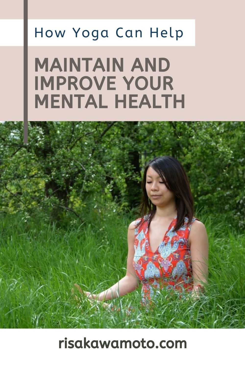 How Yoga Can Help Maintain and Improve Your Mental Health