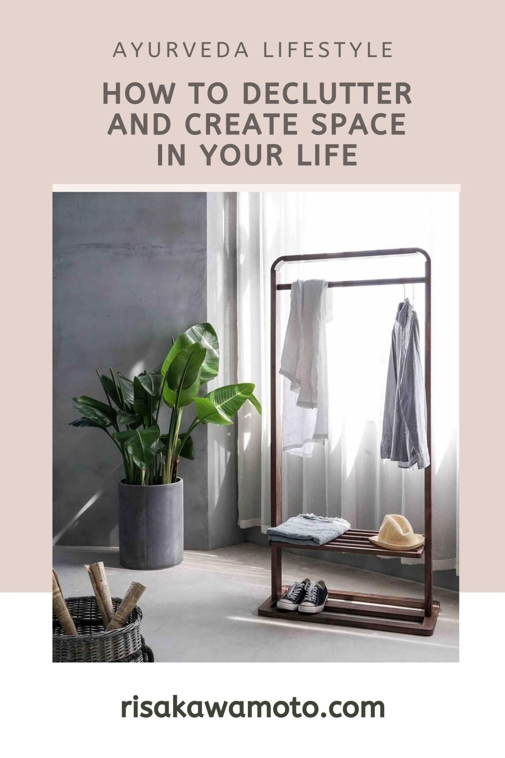 How to Declutter and Create Space in Your Life