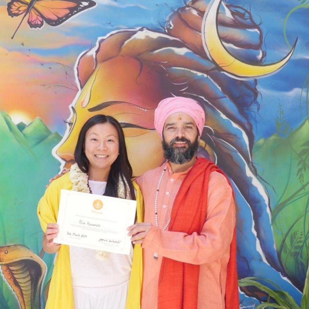 Yoga and Ayurveda Eat Live Yoga Risa Kawamoto