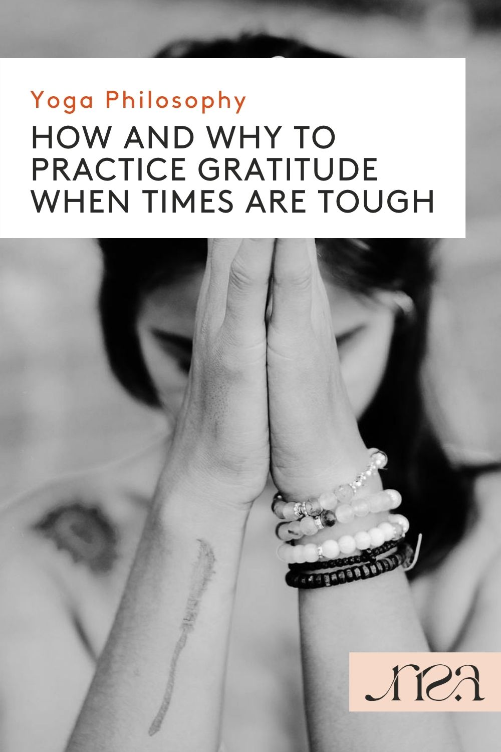 Yoga Philosophy: How and Why to Practice Gratitude When Times are Tough