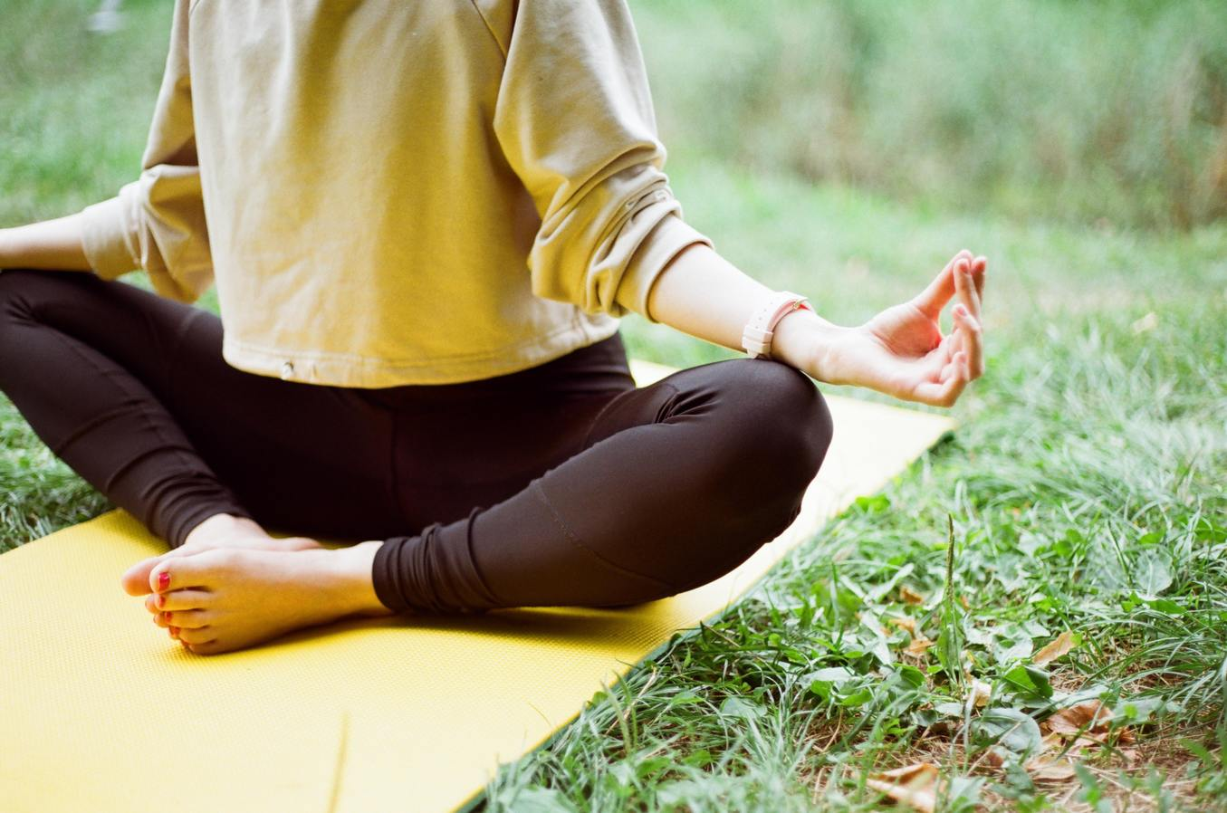 How Practicing the Right Style of Yoga Can Help You Feel Calmer and More Peaceful in Your Mind & Body